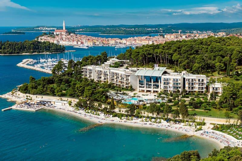 Glückshotel in Kroatien 1 Woche Halbpension ab 520,00€