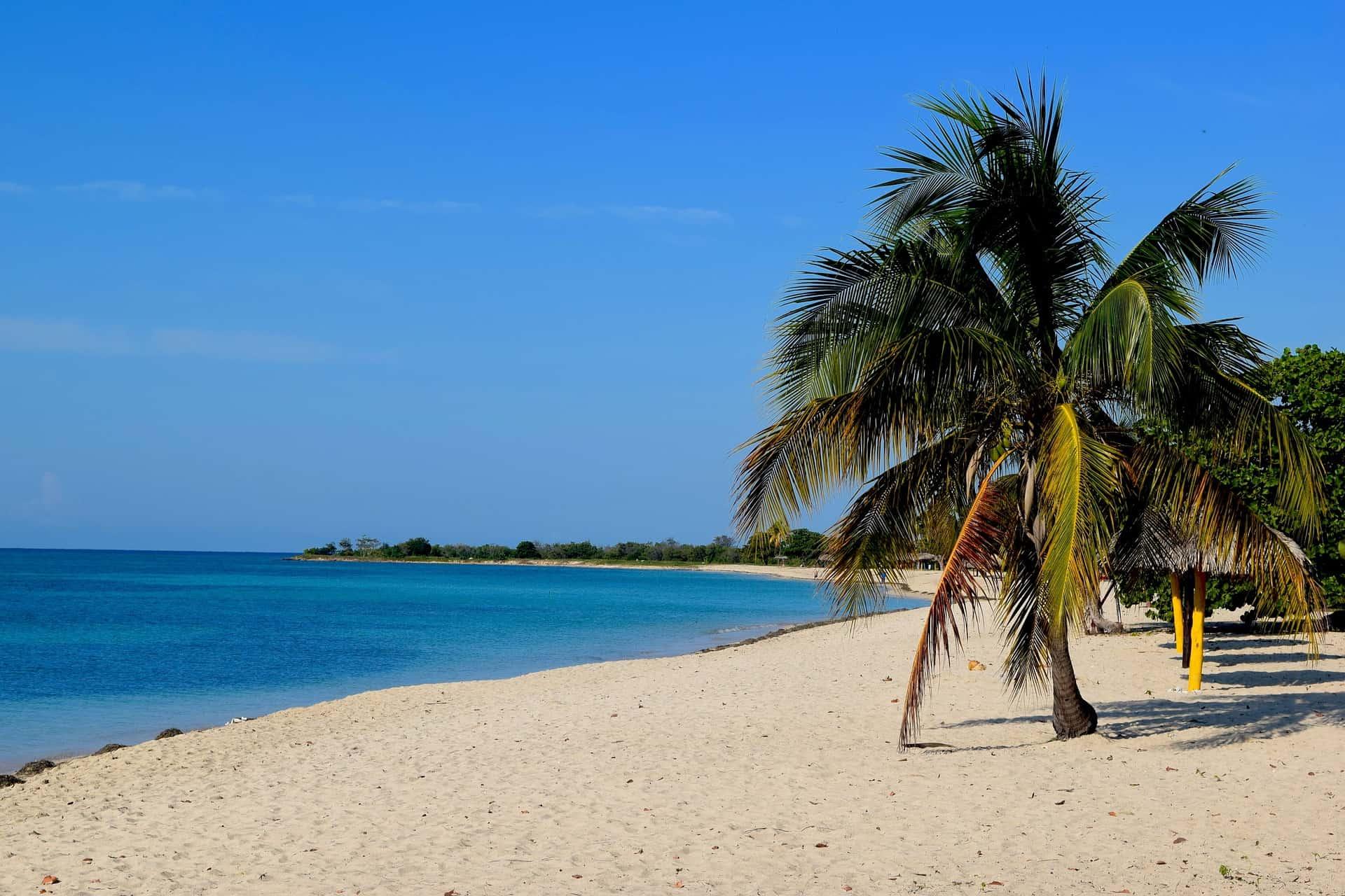 Holguin ein Badeort in Kuba abseits von dem Stadttrubel