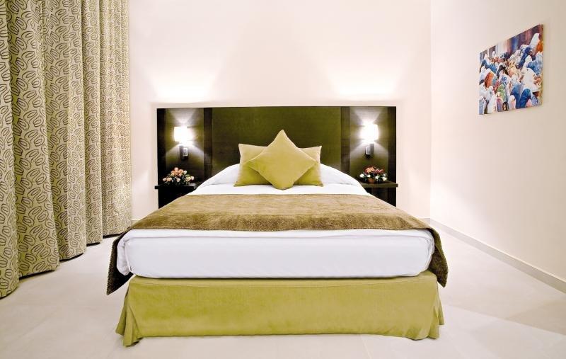 Hotelzimmer im 4 Sterne Hotel in Marokko