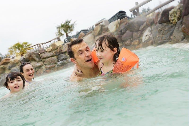 Ideal für einen Familienurlaub den man aktiv gestalten möchte - Center Parcs de Vossemeren