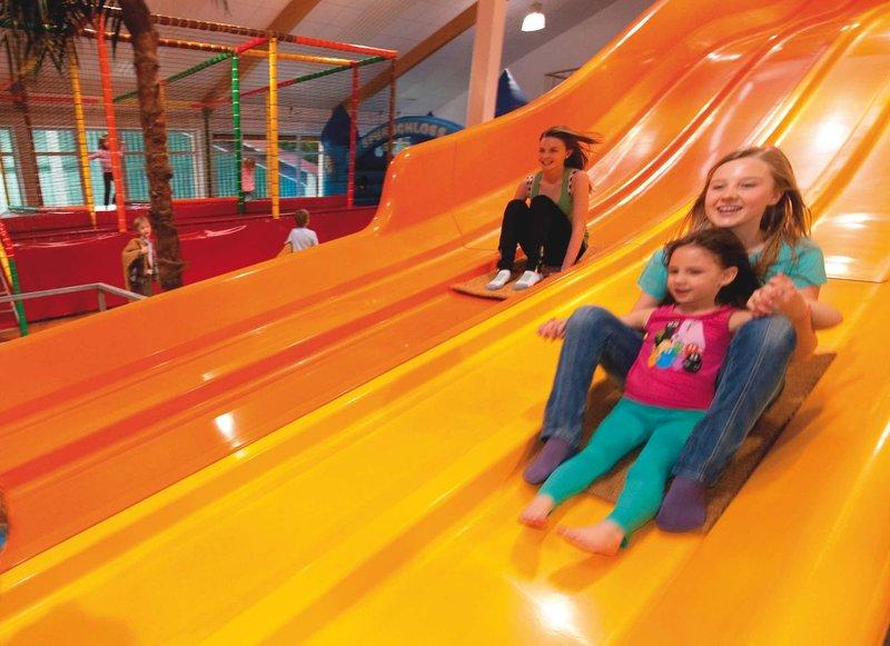 Dieses Hotel ist nicht nur der Indoor Pool das Highlight für die Kinder