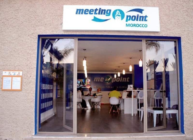 Im Meeting Point könnt Ihr Ausflüge und diverse andere Sachen vom deutschsprachigem Personal vor Ort buchen