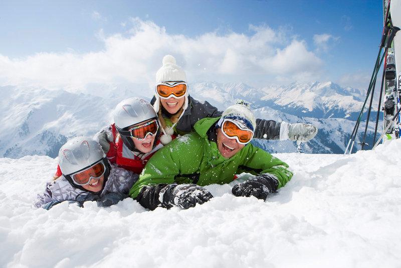 Im Winter kann man hier einen perfekten Skiurlaub planen