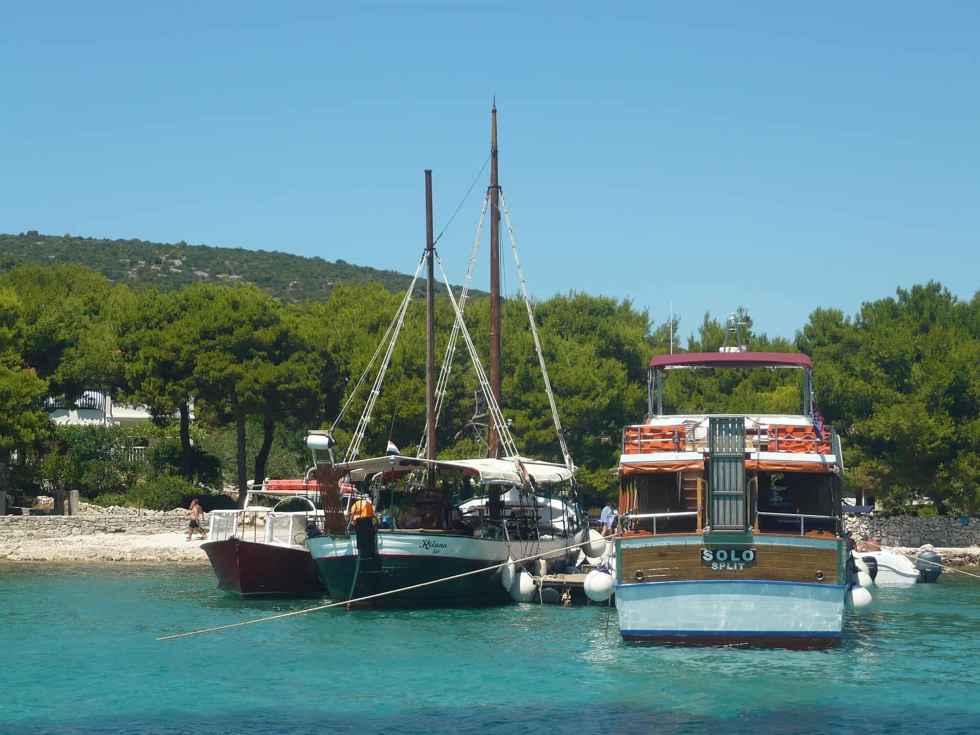 Kroatien Urlaub mit einer Adria Kreuzfahrt mit Kapitän Alan