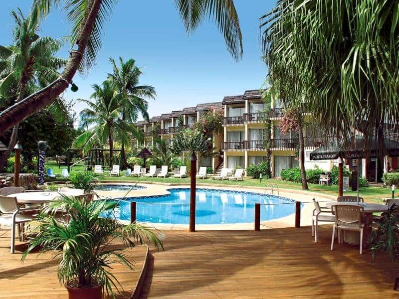 Mercure Nadi das günstige 3,5 Sterne Hotel auf Viti Levu direkt am Flughafen Nadi