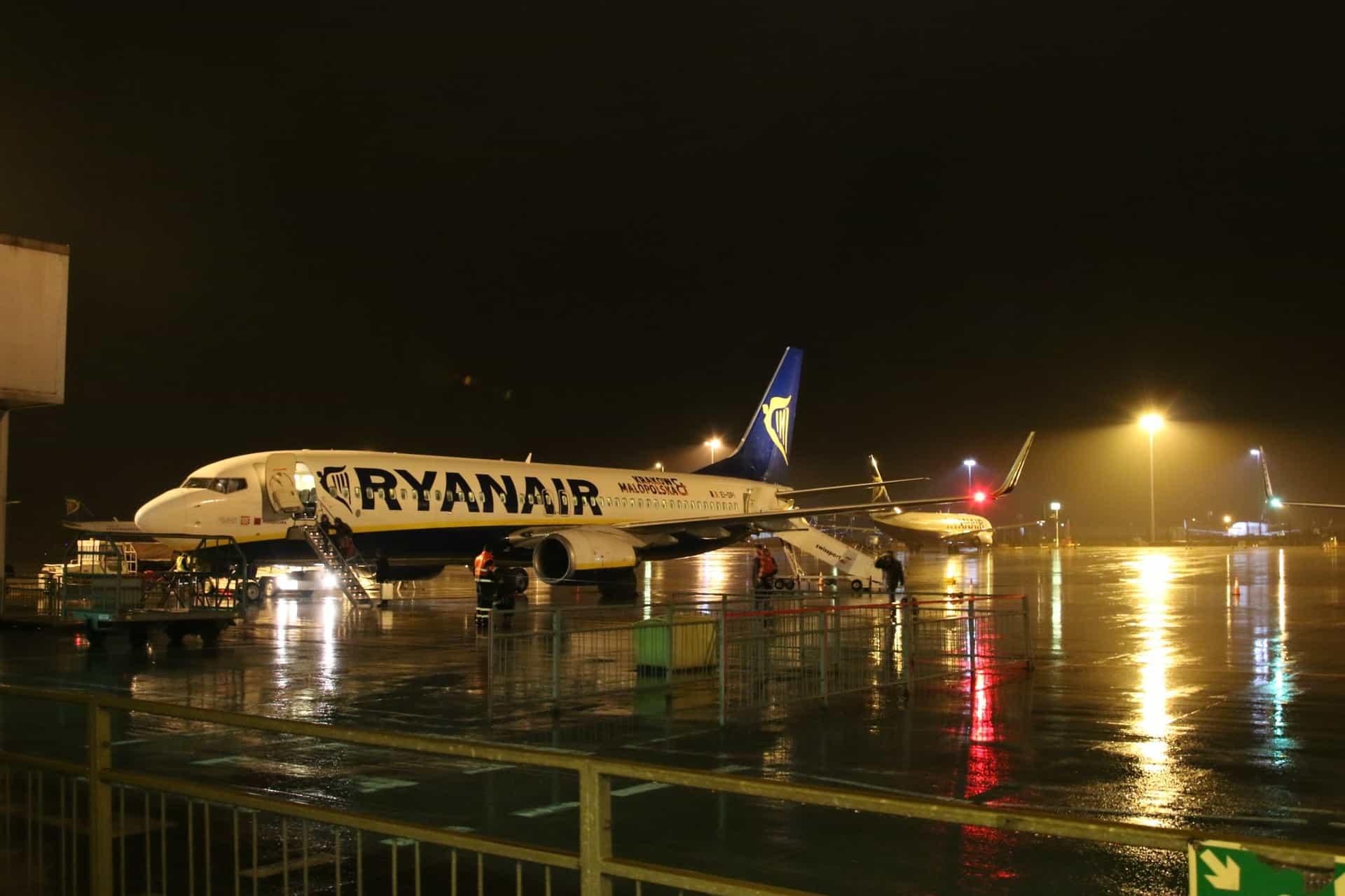 Mit Ryanair ist immer Flug Sale - günstige Städtereisen mit Billigairlines