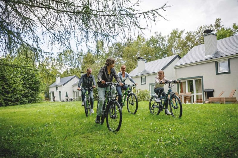 Mit den Fahrrädern Vielsalm und Umgebung erkunden