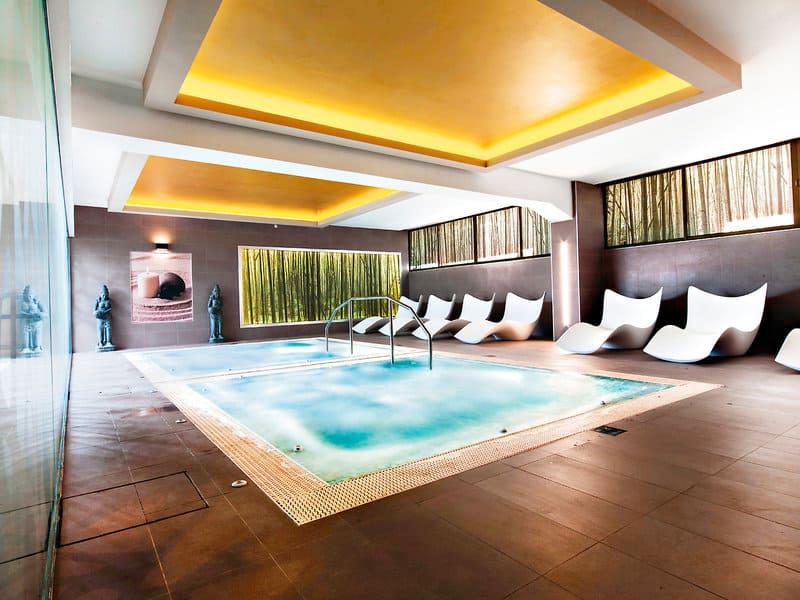 Mit direktem Zugang zur Sauna das 4 Sterne Hotel nahe der Schinkenstraße