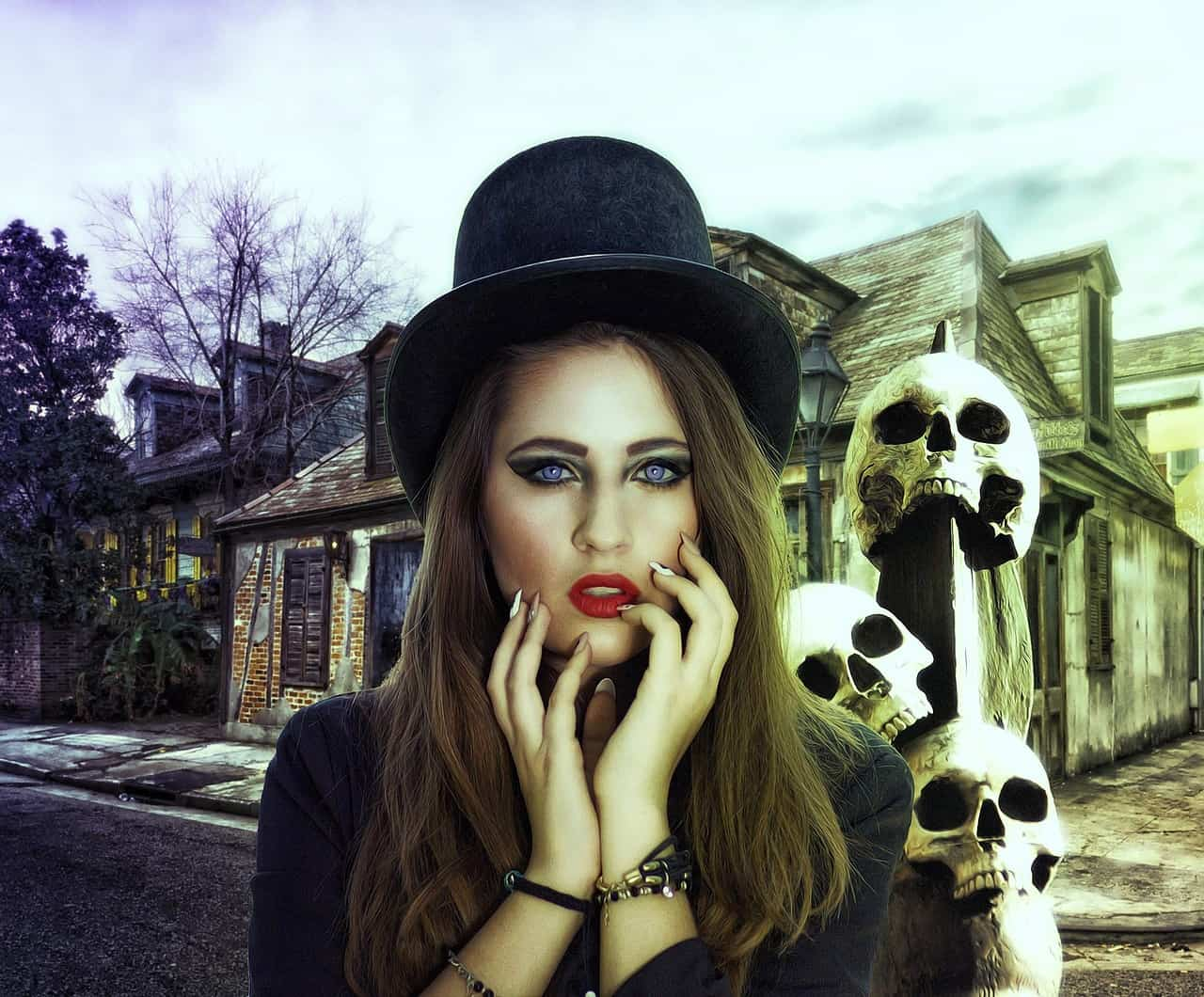 New Orleans Vampire Tour ab 14,73€- Geister & Voodoo in der USA