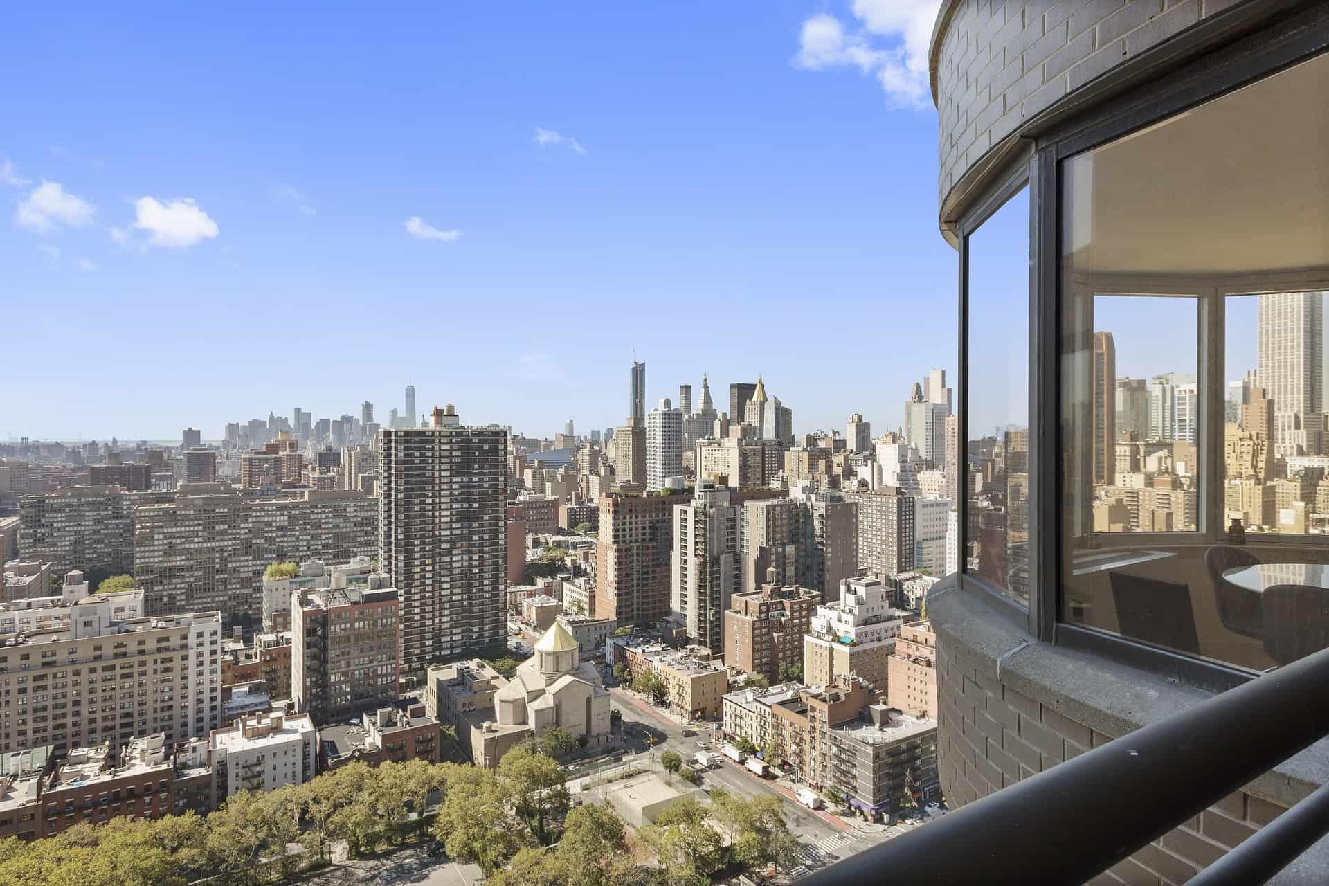 New York im Mai hat man von den rooftop Bars die beste Aussicht