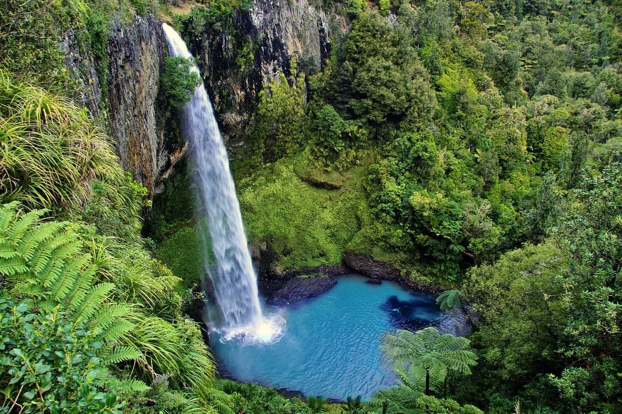 Nordinsel Neuseeland - ein Monat ab 698,32 € Urlaub machen