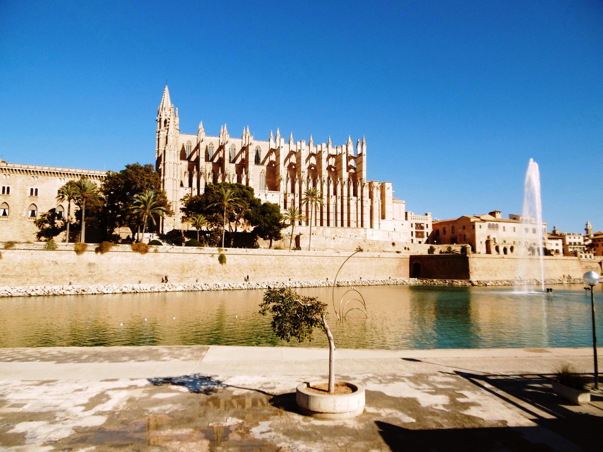 Palma de Mallorca die Hauptstadt
