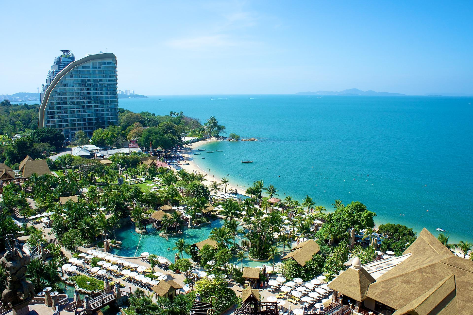 Pattaya Urlaub in Thailand ab 667,70€ 12 Nächte - 5 Sterne