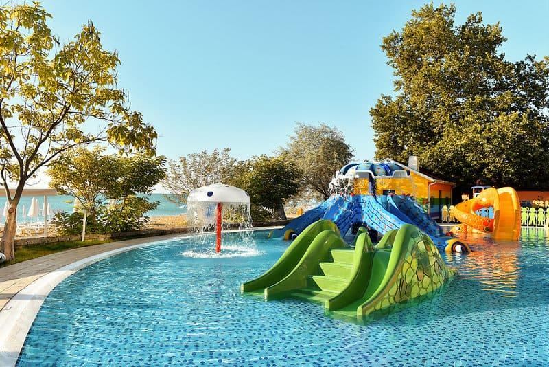 Perfekt für Kinder mit einem Miniclub das 4,5 Sterne Hotel