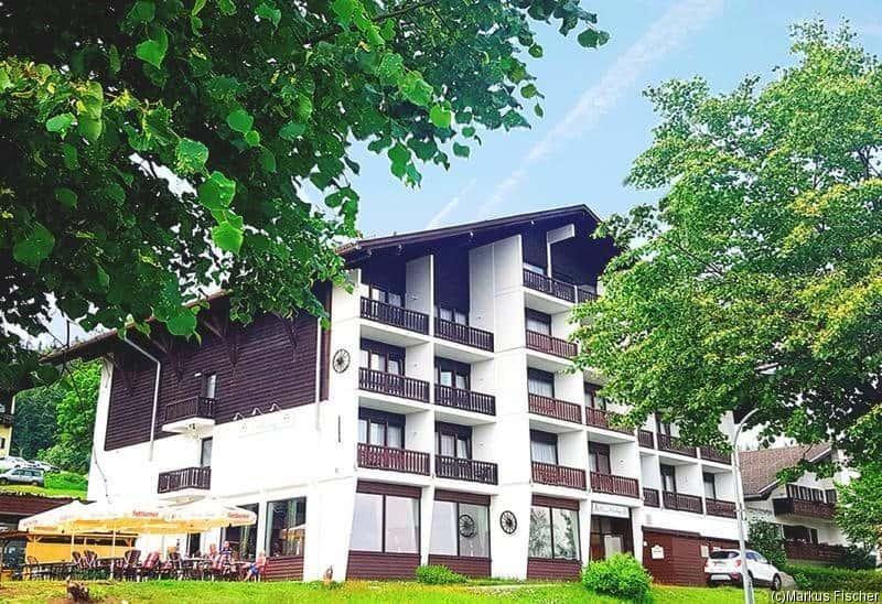 Philippsreut Bayerischer Wald Hotel Almberg