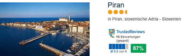 Piran 3,5 Sterne Hotel