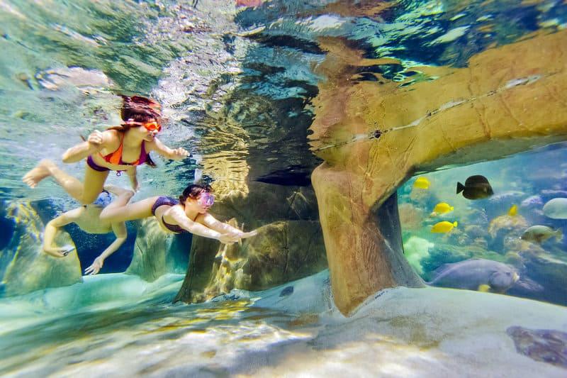 Piratenabenteuer erwarten die Kinder bei einem Familienurlaub