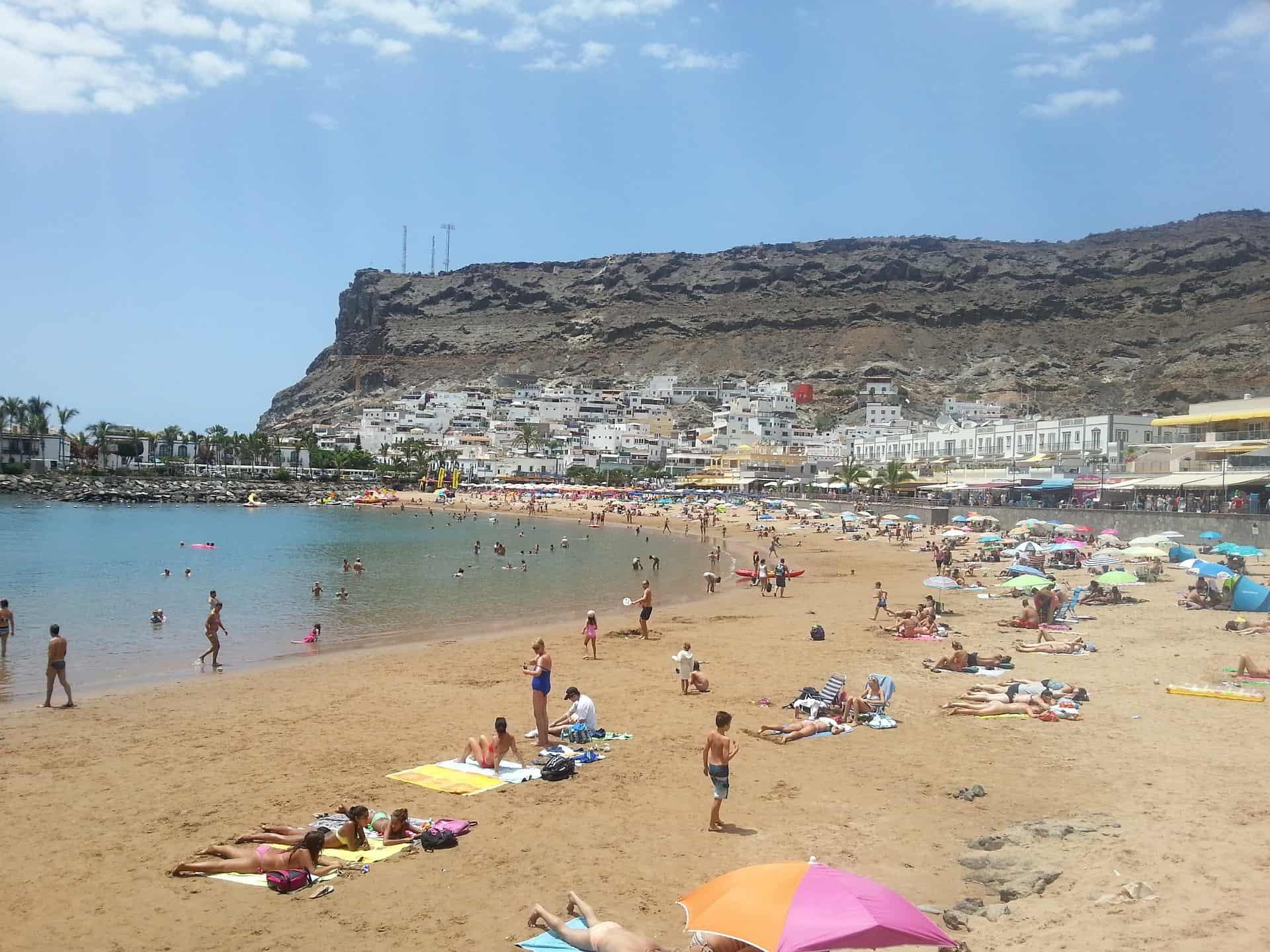Puerto de Moga- wenn Familienurlaub dann hier