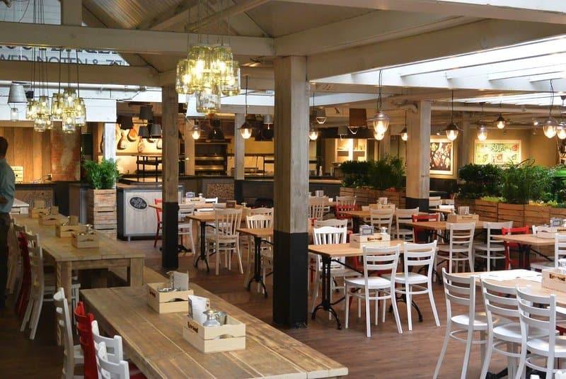 Restaurants und mehr erwarten euch hier falls Ihr mal einen Abend nicht Kochen mögt in der Ferienwohnung