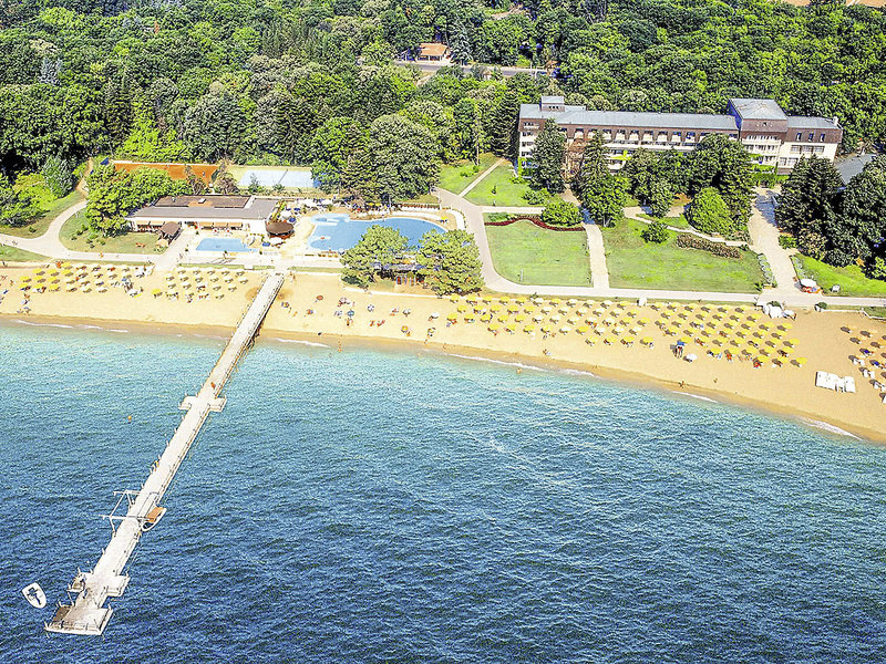 Riviera Holiday Club Imperial Hotel in Varna perfekt für Familien