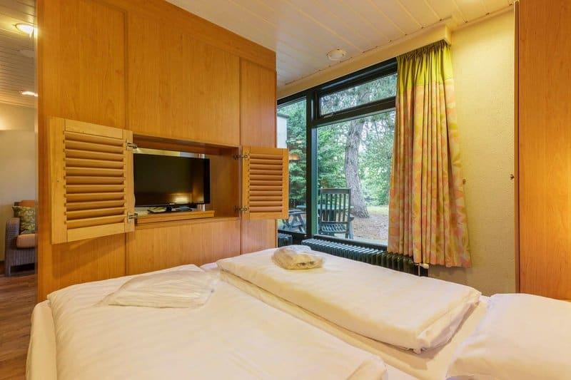 Schlafzimmer Beispiel im Ferienhaus in Holland