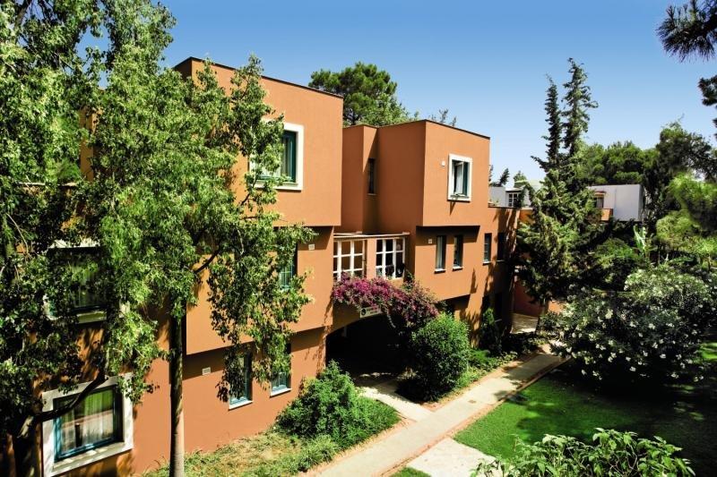 So wohnen Sie in den Euphoria Hotel - Kemer Türkei