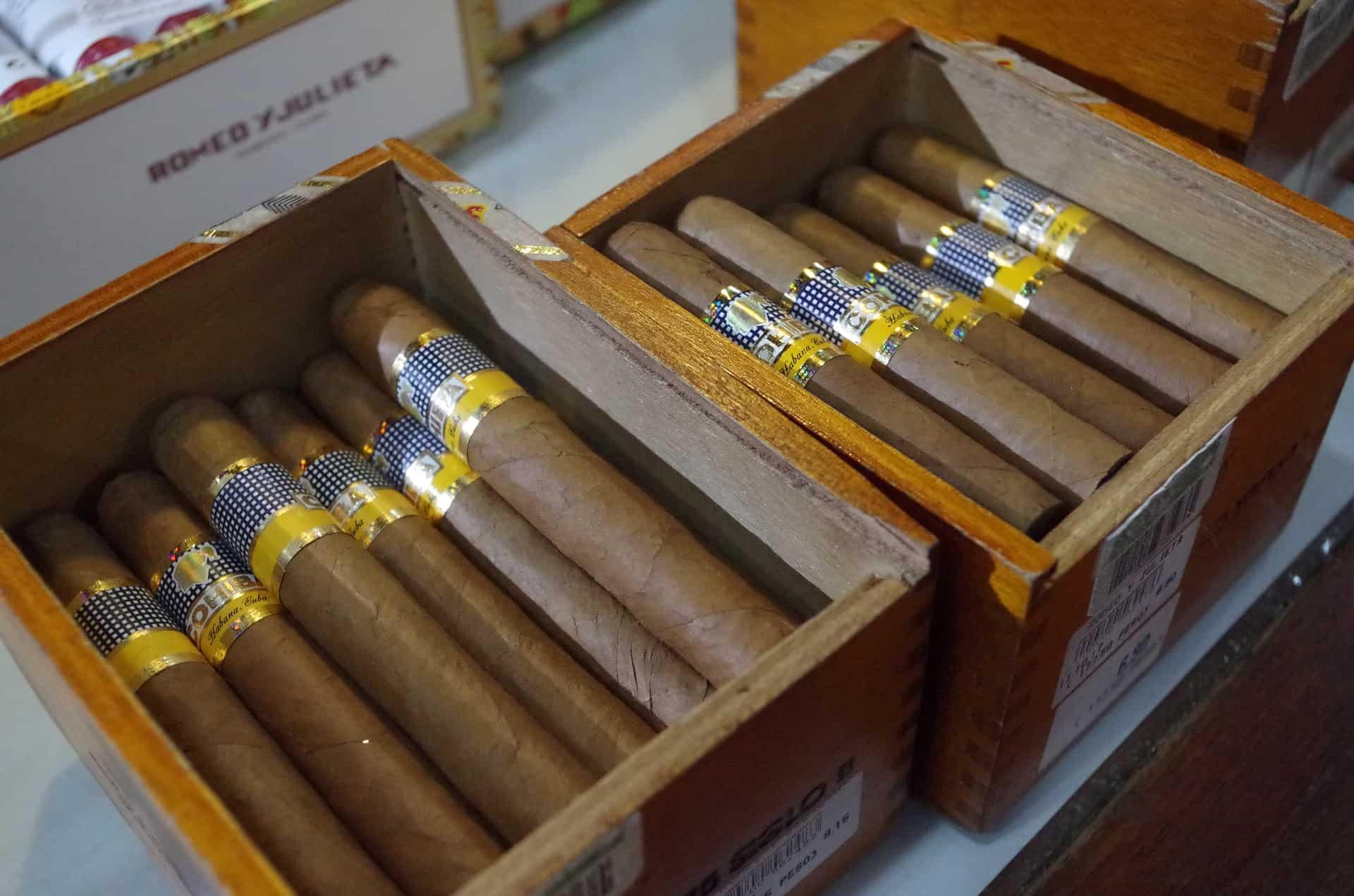 Souvenirs wie Zigarren solltet Ihr aufjedenfall mit nach Europa nehmen