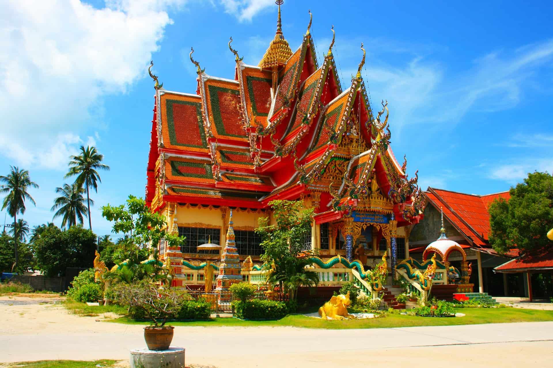 Thailand mit Expedia zum Bestpreis ab 537,00€ 2