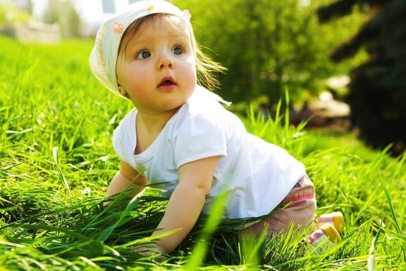 Urlaub mit neugeborenen ist im Center Parcs Sandur ganz normal