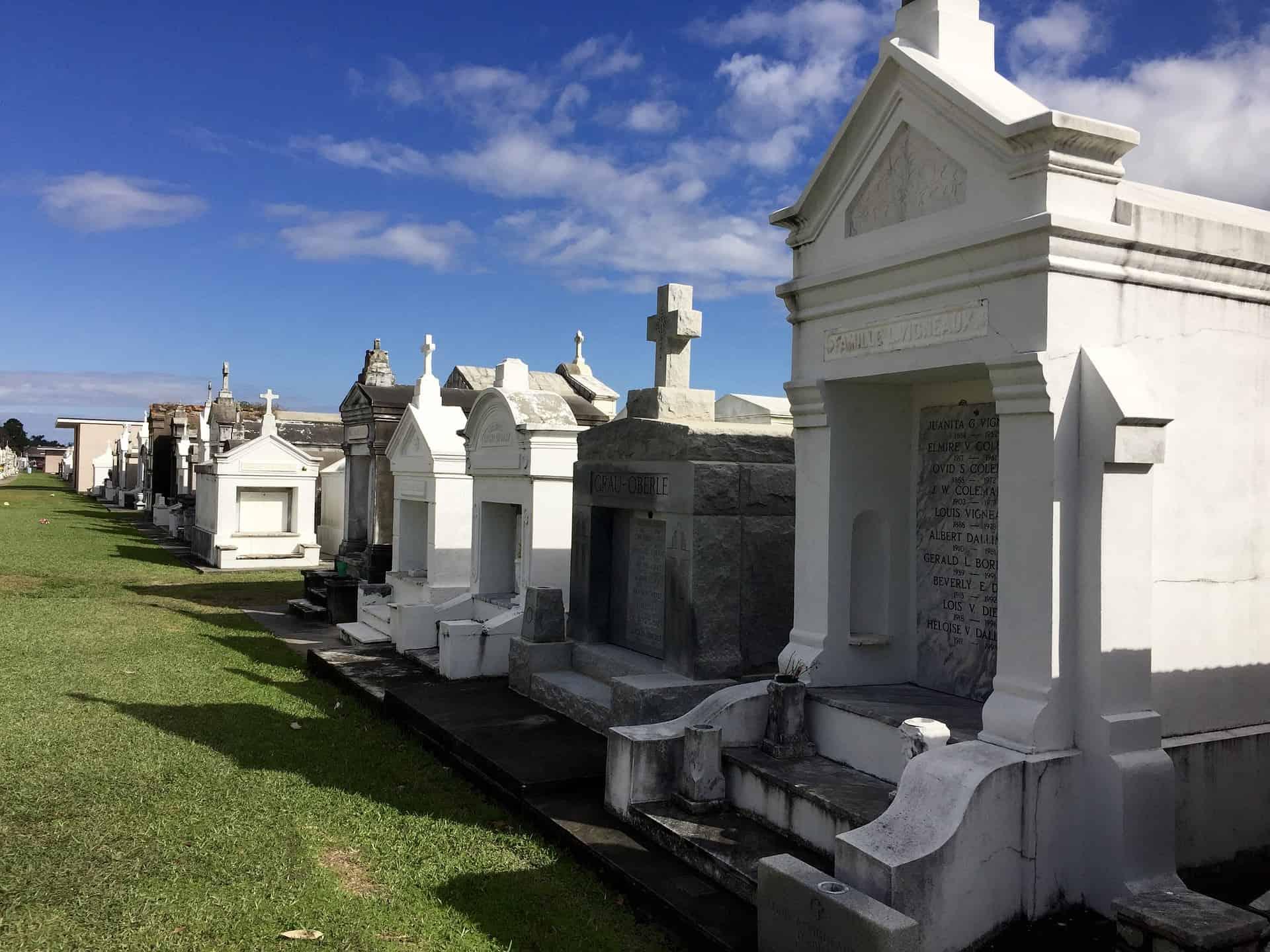Während der New Orleans Vampire & Ghost Tour werdet Ihr auch hier einen Stop einlegen