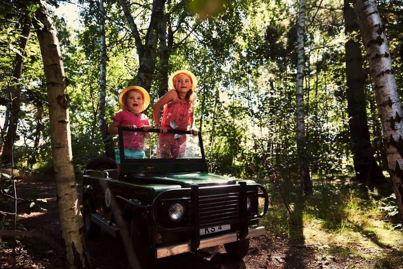 Wildlands Abenteuerzoo ein Traum für Kinder