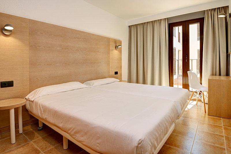 Wohnbeispiel im 4 Sterne Hotel auf den Balearen