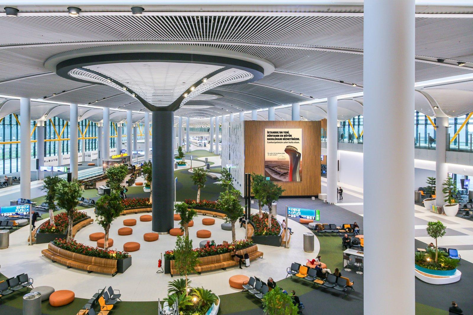 flughafen istanbul terminals
