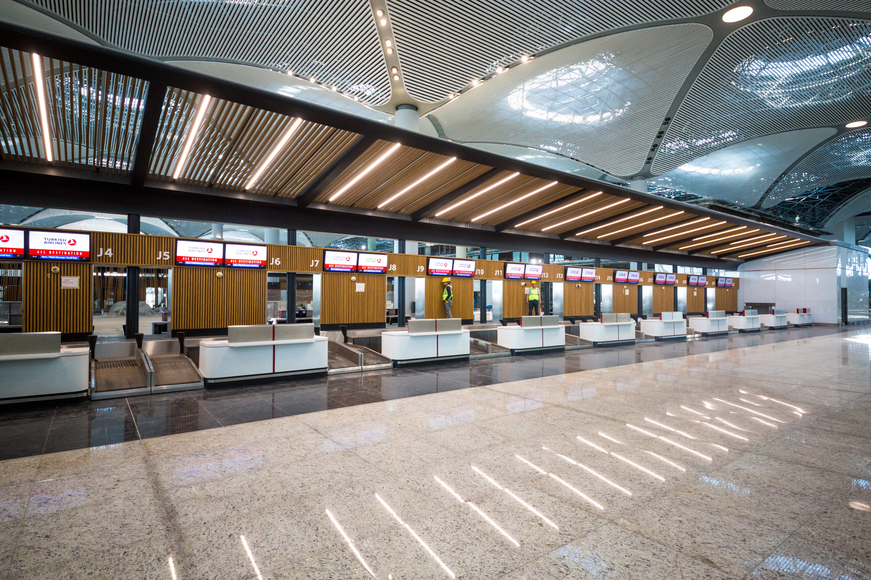 isl airport new