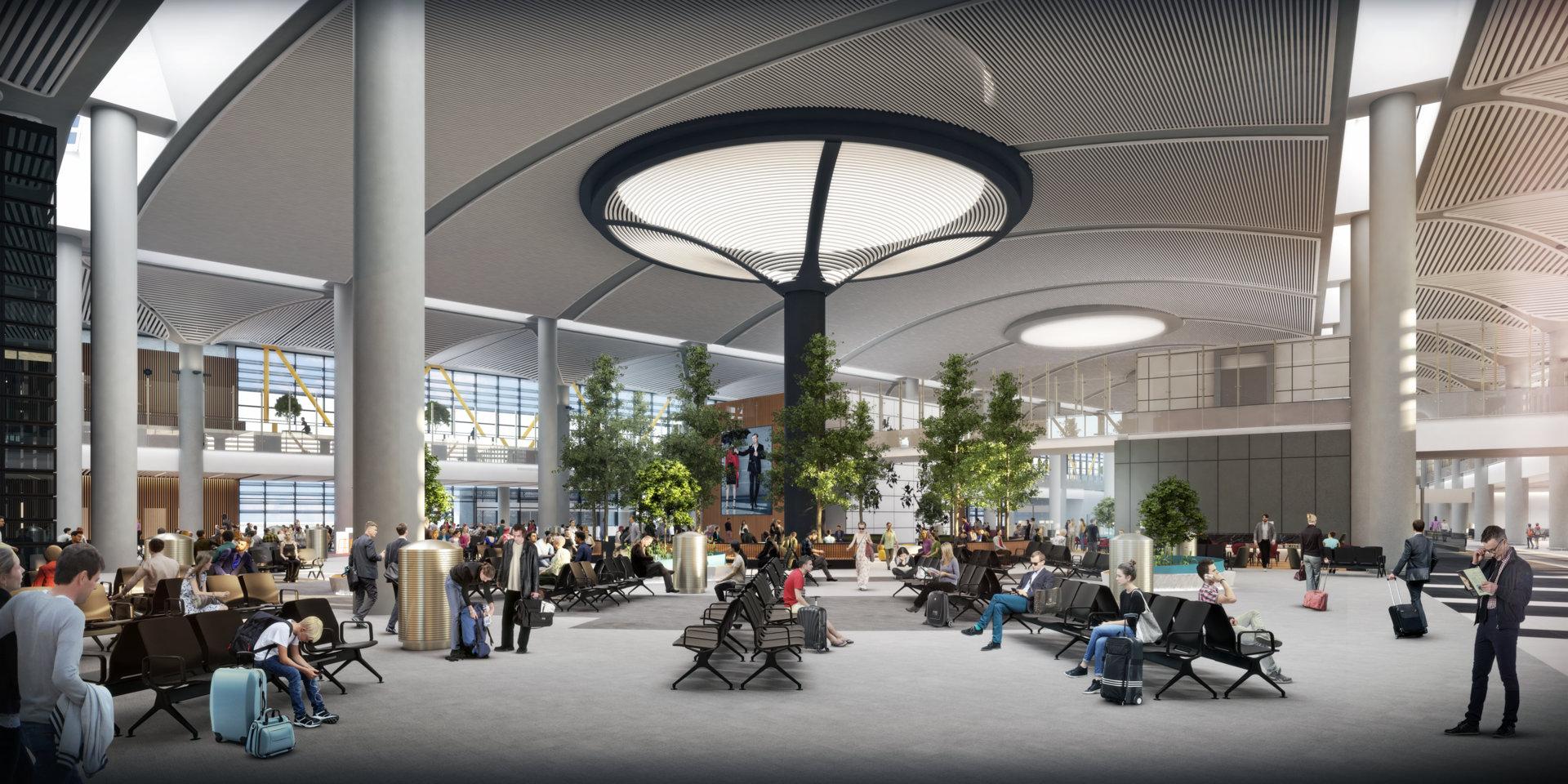 Flughafen ISL