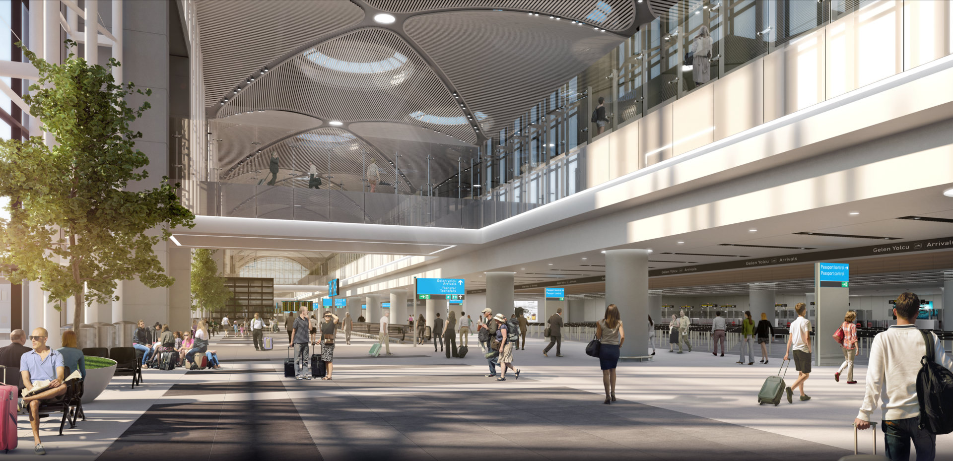 Türkei-ist airport new