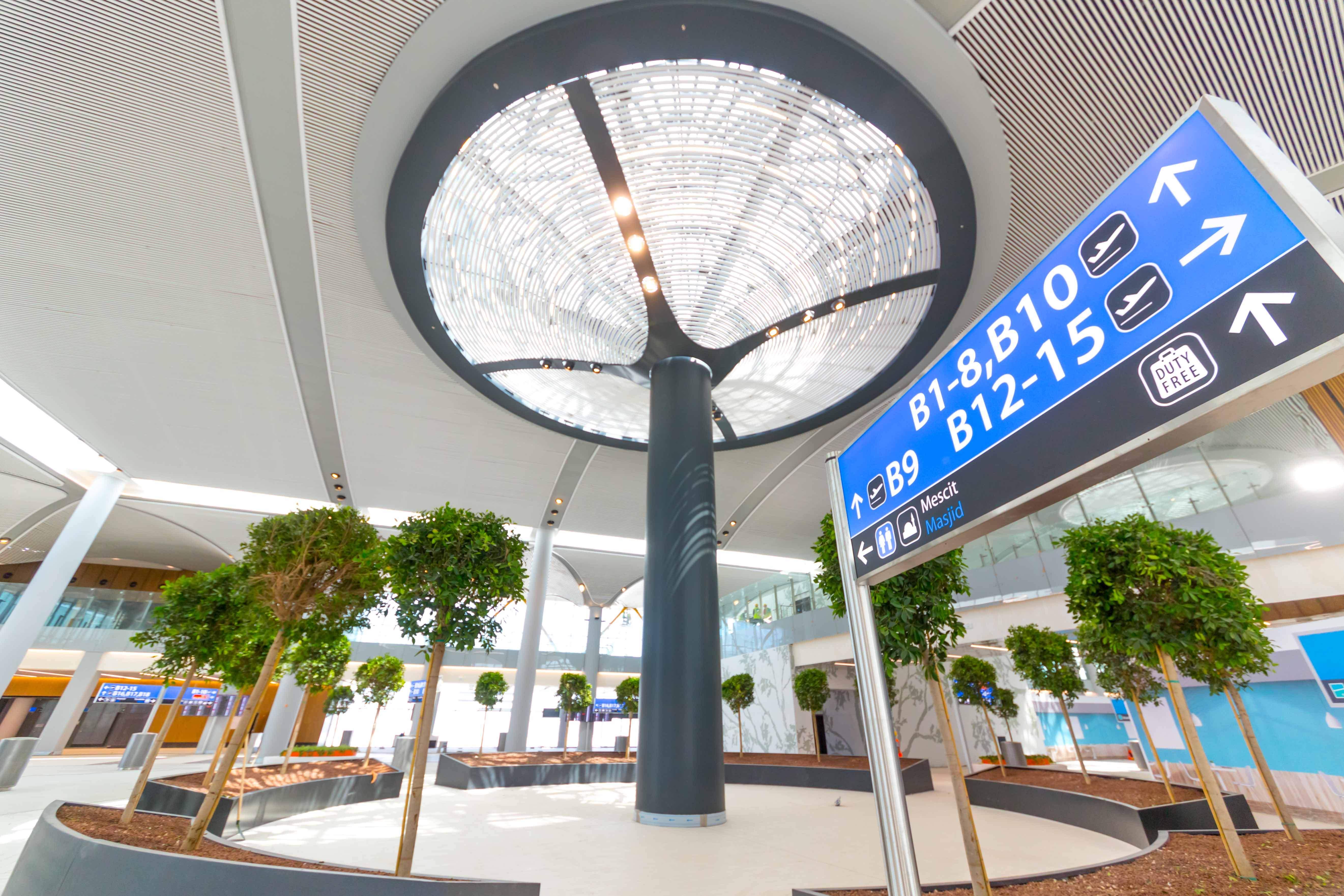 neuer airport istanbul