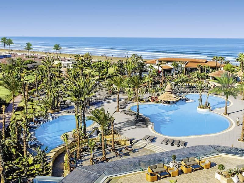 Agadir Urlaub - eine Woche Marokko nur 133,00€
