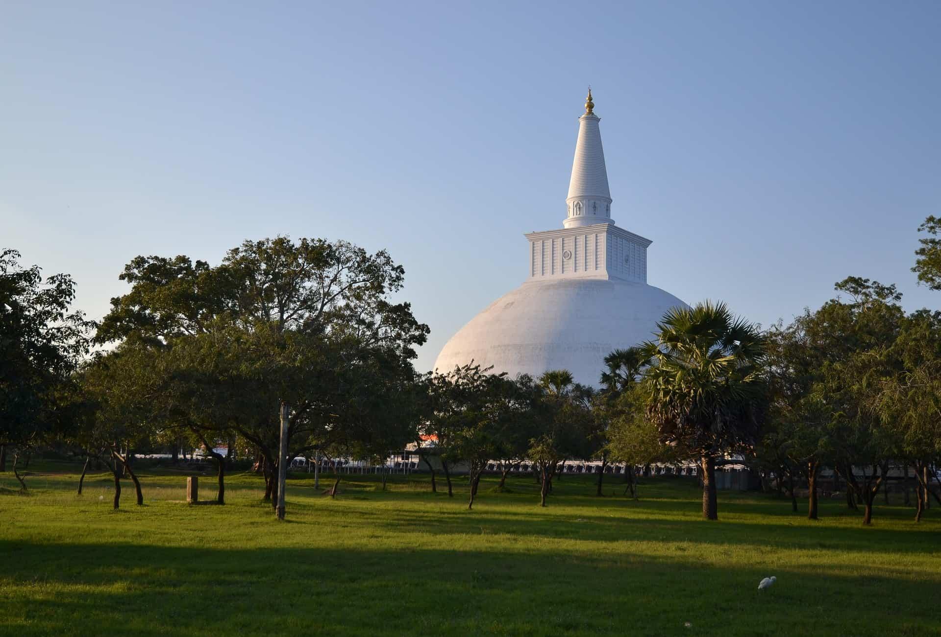 Anuradhapura das UNESCO-Weltkulturerbe