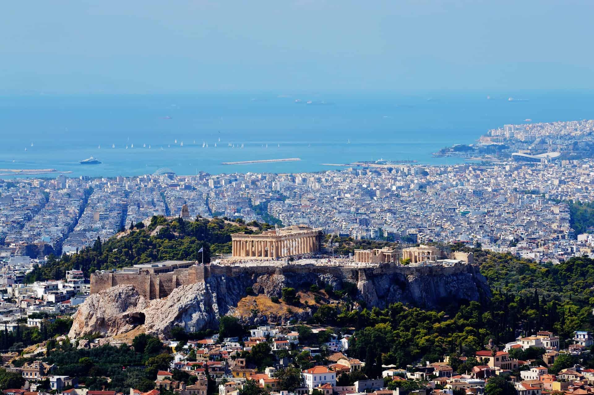 Athen Urlaub - eine Woche nur 88,00€ Griechenland Deal
