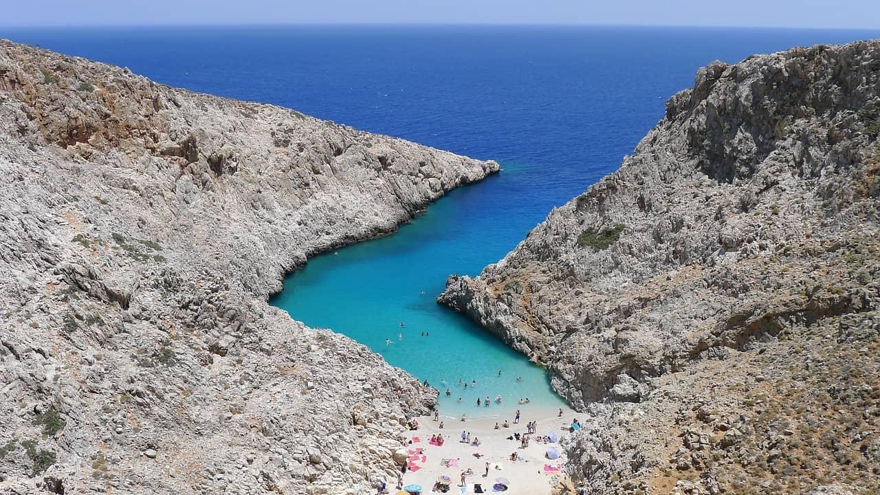 Auch füür päärchen extrem beliebt das Reiseziel auf der Griechischen Insel