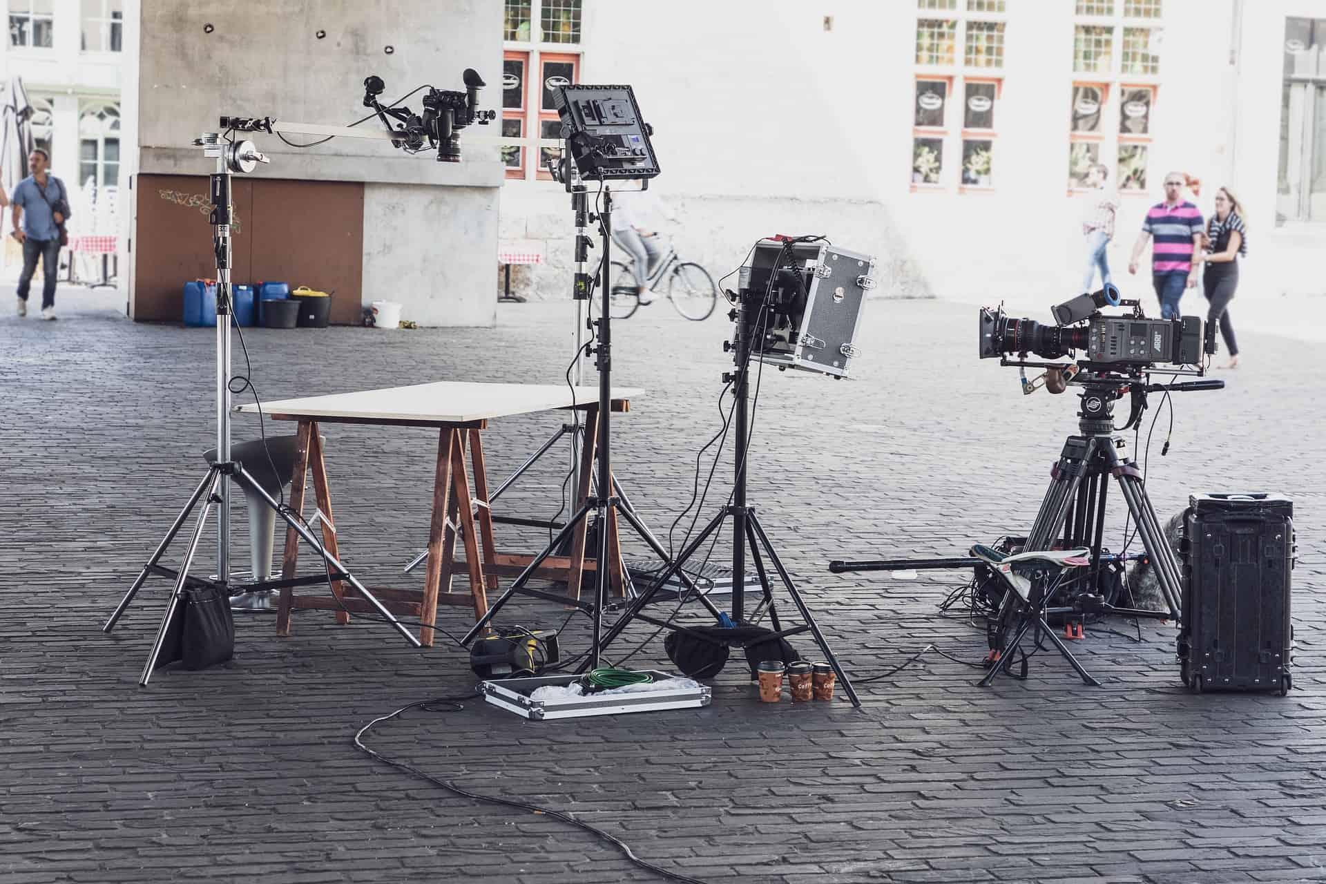 Bavaria Filmstadt München eine Tour durch den Ort als Tages Führung