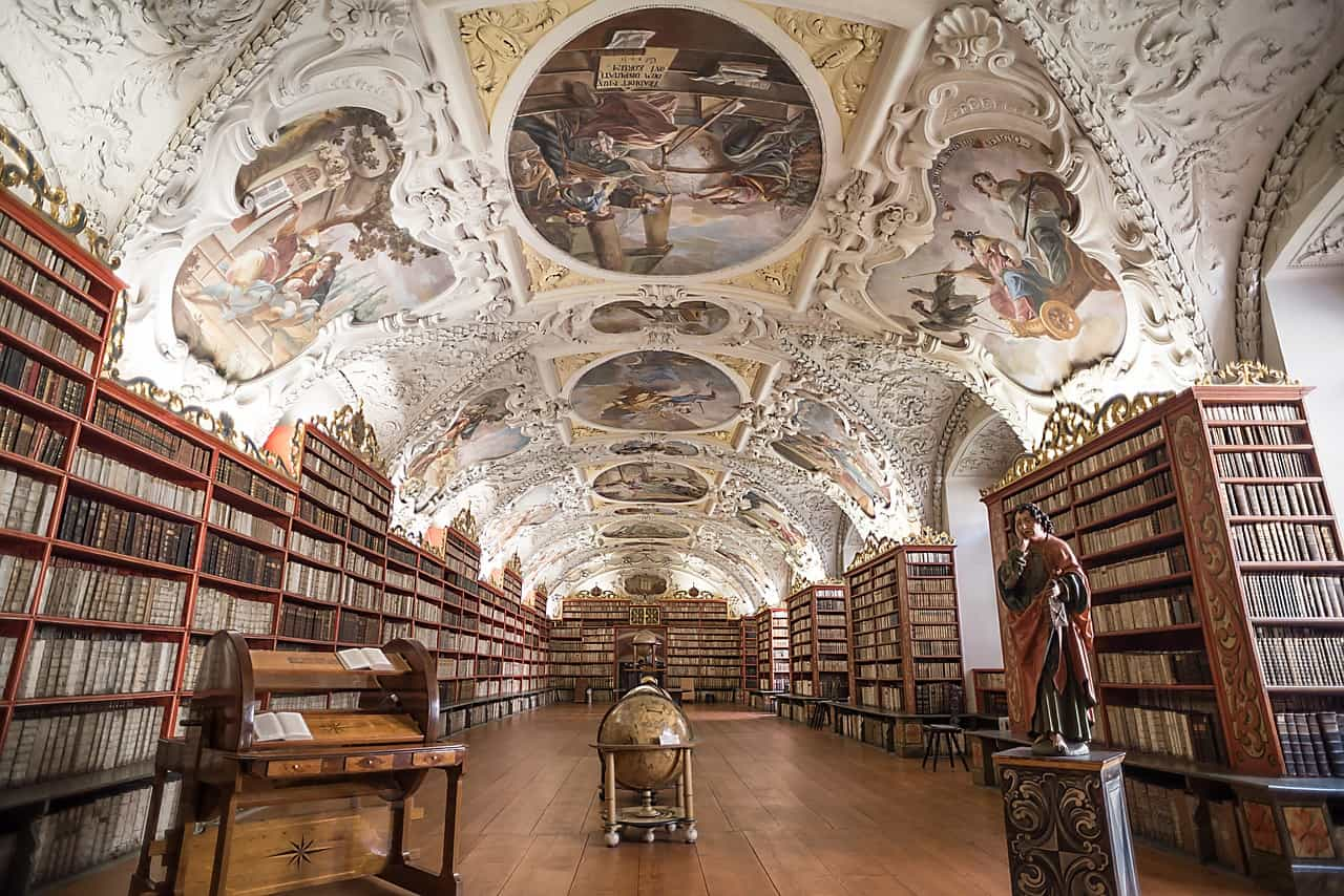 Bibliothek im Kloster Strahov Sightseeing Touren & Tickets