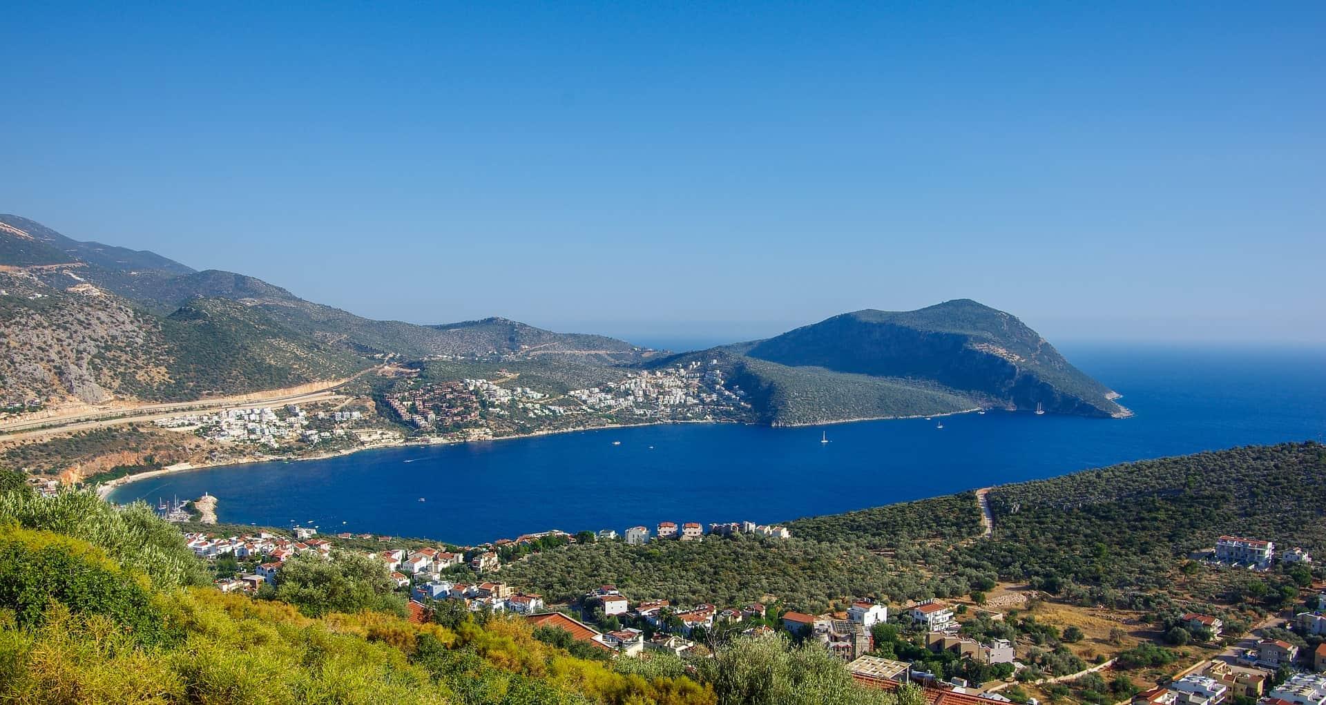 Blaue Reise in der Türkei