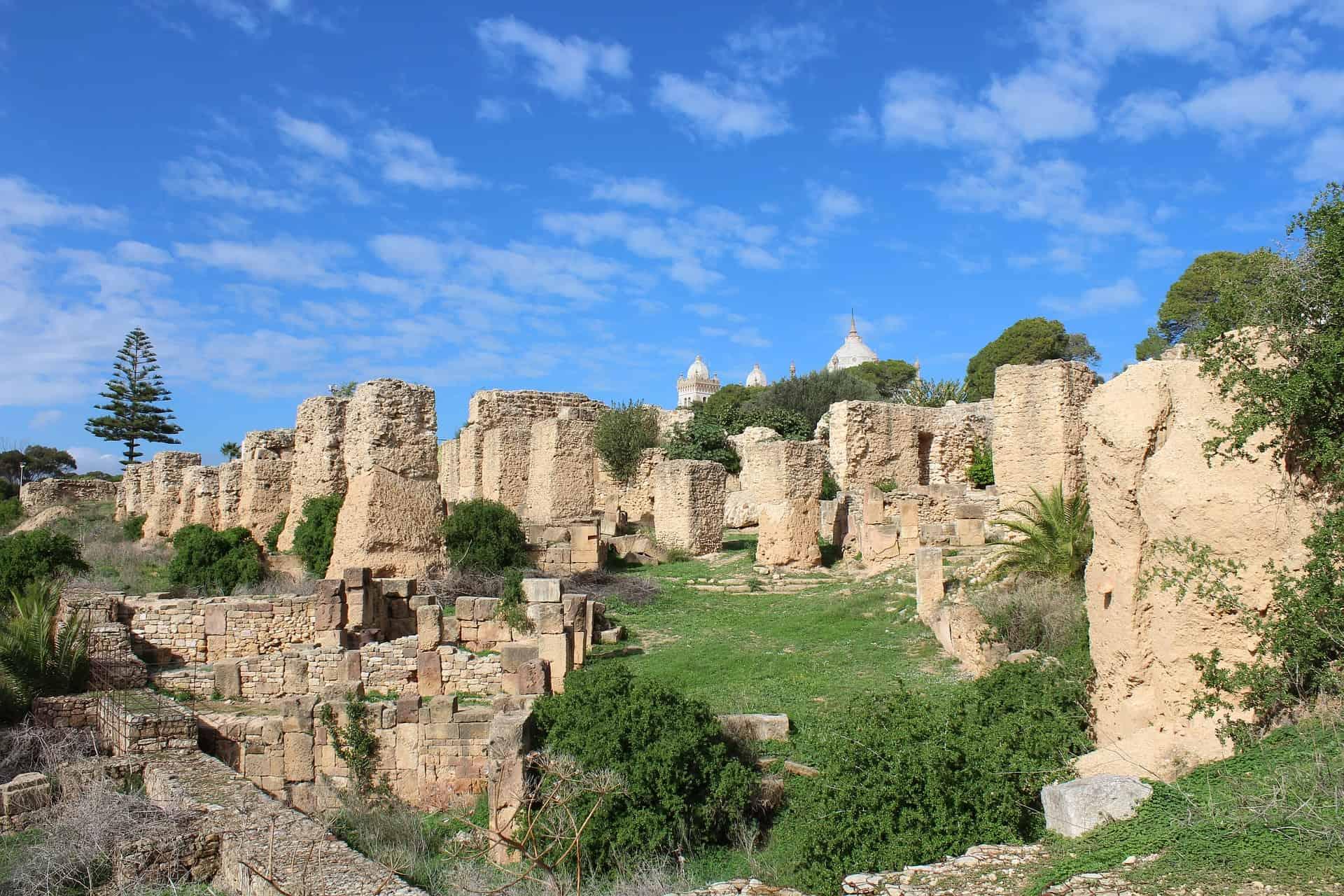 Carathago Tunesien Sehenswürdigkeiten