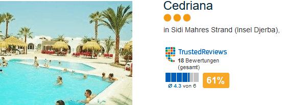 Cedriana 3 Sterne Hotel günstig buchen