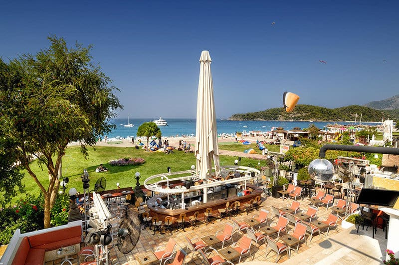 Club Belcekiz Beach am Öludeniz Beach