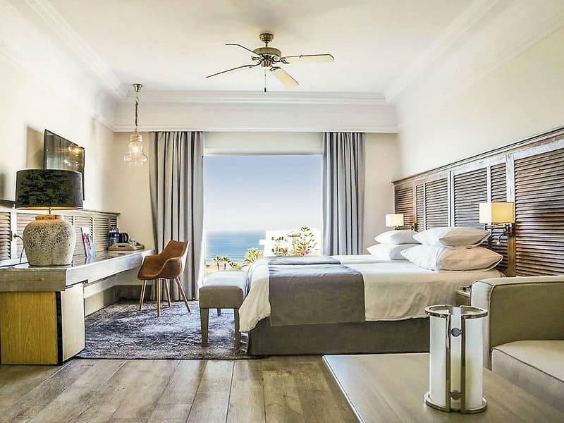 Das exklusivste Hotel ist das Riu Tikida Beach Erwachsenenhotel Beispielzimmer