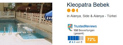 Das günstigste Hotel für einen Langzeiturlaub in der Türkei