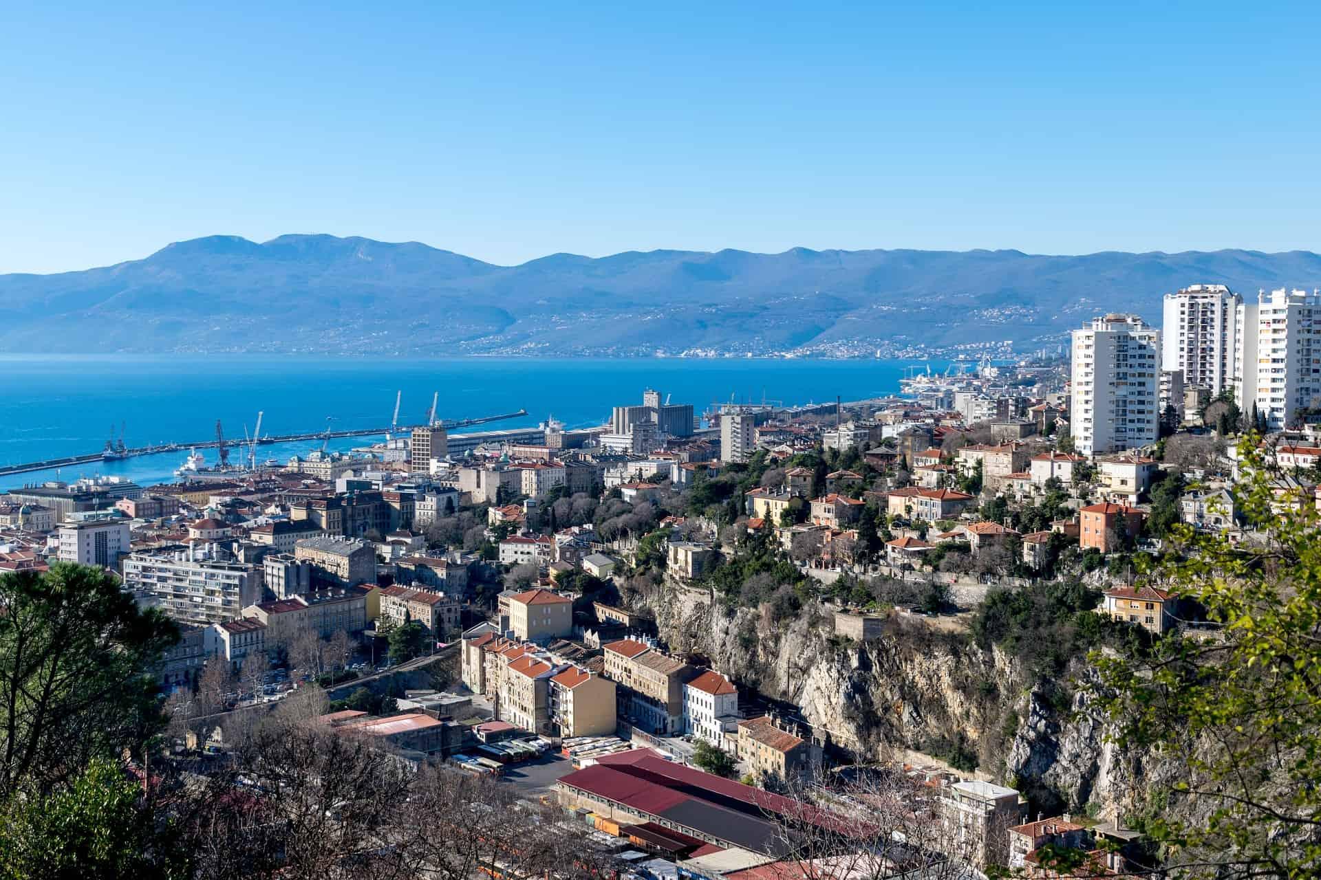 Die Stadt an der Adriaküste - Kroatien Deals günstige Ferien